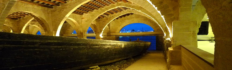 Tonnara di Favignana - ex stabilimento Florio - Isole Egadi - Sicilia.