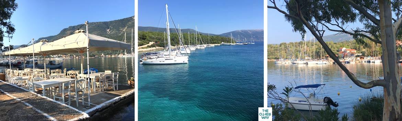 Il modo migliore per visitare la Grecia in barca a vela... navigare tra le isole di Ulisse