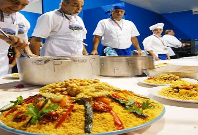 il festival del cous cous in sicilia