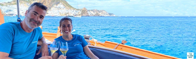 Come visitare meglio Ponza Palmarola e Ventotene in vacanza in catamarano e barca a vela