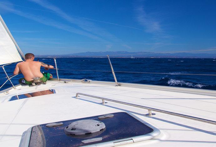 arcipelago della Maddalena da fare in barca a vela