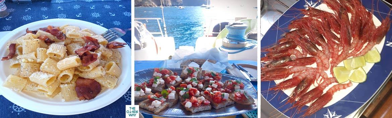 le migliori 10 ricette da cucinare in barca a vela
