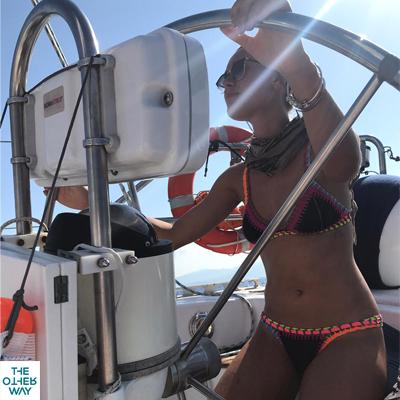 passione per il mare, emozione di navigare a vela