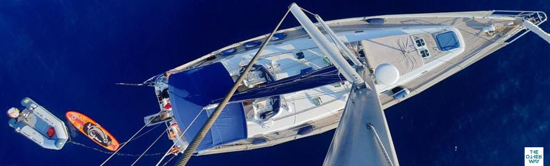 Per la tua passione di veleggiare al vento, scegli la barca a vela. Vacanze straordinarie ed emozionanti