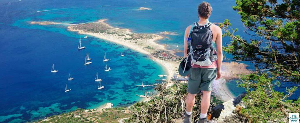 La vacanza in Sardegna sud in barca a vela